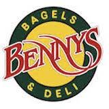 Benny's Bagels Logo