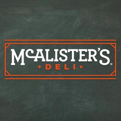 McAlister's Deli - 559 - Lake Highlands, TX (101358) Logo