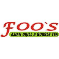 Foo's Asian Grill & Bubble Tea Logo