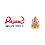 Pasand Indian Cuisine - Irving Logo