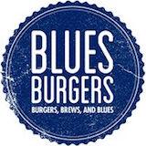 Blues Burgers Logo