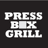Press Box Grill Logo