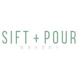 Sift + Pour Logo