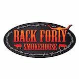 Back Forty Smokehouse Logo