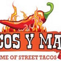 Tacos Y Mas (Hurst) Logo