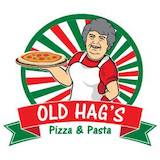Old Hag's Pizza and Pasta Logo