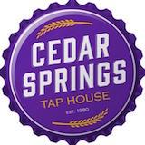 Cedar Springs Tap House Logo