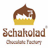 Schakolad Chocolate Factory Logo