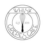 Whisk Crepes Cafe Logo