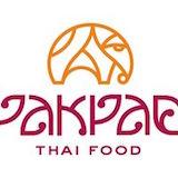 Pakpao Thai Food - Design District Logo