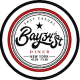 Bay 34th Street Diner Logo