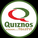 Quiznos - Downtown Dallas Logo