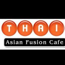 Thai Asian Fusion Cafe Logo