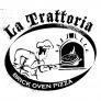 La Trattoria Pizza Logo