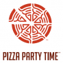 Pizza Party Time Logo