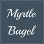 Myrtle Bagel Logo