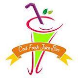 Cool Fresh Juice Bar Logo