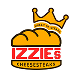 Izzies Cheesesteaks Logo