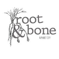 Root & Bone - East Village Logo