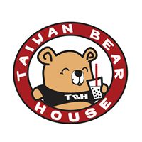 Taiwan Bear House - Chinatown Logo