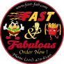 Fast & Fabulous Logo