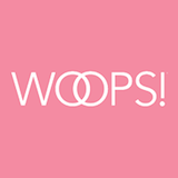 Woops! BakeShop (Driggs Ave) Logo
