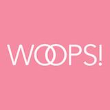 Woops! Bakeshop Logo
