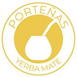 Porteñas Mate Bar Logo