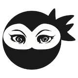 Ninja Bubble Tea Logo