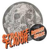 Strange Flavor Burger Shack Logo