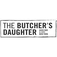 The Butcher's Daughter - Williamsburg Logo