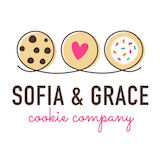 Sofia and Grace Cookie Company Logo