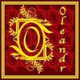 Oleandr Restaurant Logo