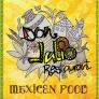 Don Julio Restaurant Logo