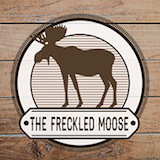 The Freckled Moose Logo