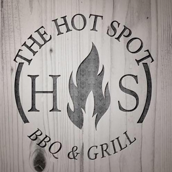 The Hot Spot BBQ & Grill Logo