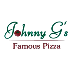 Johnny G's Famous Pizza and Tomato Pies Logo