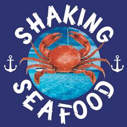 Shaking Seafood Logo