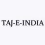 Taj-E-India Logo