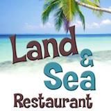 Land & Sea Logo