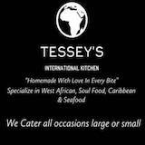 Tessey's International Kitchen Logo
