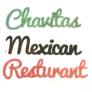 Chavitas Mexican Restaurant Logo