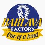 The Baklava Factory Mediterranean Cuisine Logo