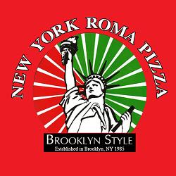 New York Roma Pizza and Pasta Logo