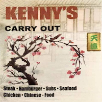 Kenny's Carryout Logo