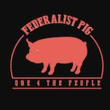 Federalist Pig (Columbia Heights) Logo