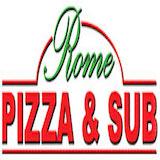 Rome Pizza & Sub (Friendship Heights) Logo