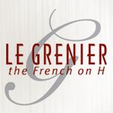 Le Grenier Logo
