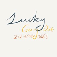 Lucky Carry Out Logo