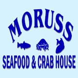 Moruss Seafood & Crab House Logo
